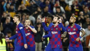Barcelona Started Life Without Messi