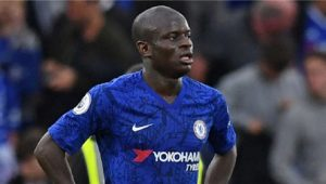 Chelsea Ready To Sell N'Golo Kante