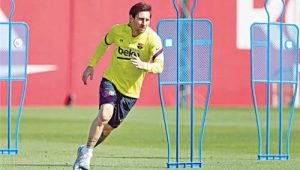 Inter Milan Willing To Make A Bid Worth 235 Million Pounds To Lionel Messi