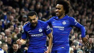 Willian, Pedro Remain With Chelsea Until The End Of The Season