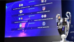 Result Of Final Draw Of Champions League