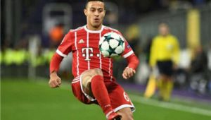 Thiago Alcantara Is Close To Joining English Premier League (EPL) Champions Liverpool