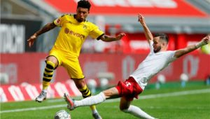 Borussia Dortmund Warned Manchester United To Sign Jadon Sancho Before 10 August Or Cancel