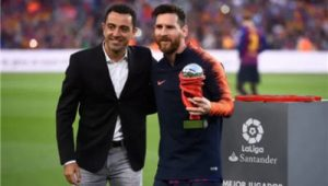 Xavi Hernandez To Be The Key To Perpetuating Lionel Messi In Barcelona