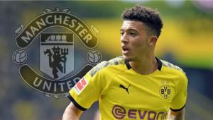 Sancho's Move To Manchester United Is Still Uncertain