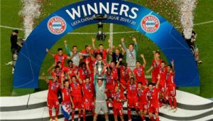 Bayern Ready To Lift Club World Cup