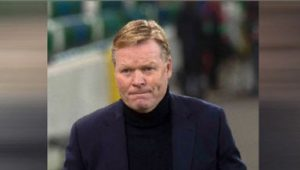 Koeman Defended His Tactical Game