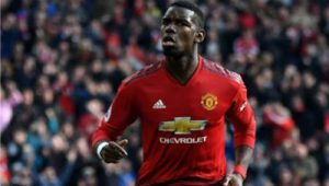 Pogba Committed To Man United