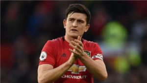 Maguire Remain Captain Of Manchester United