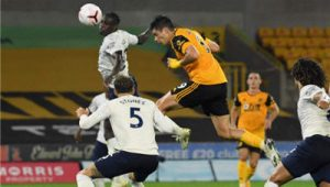 Manchester City Almost Tied By Wolves