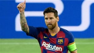 Messi Stay Another Year At Barcelona