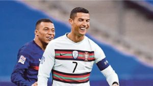 Mbappe Can Replaces Messi, Ronaldo