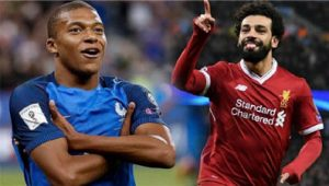 Liverpool Ready To Sell Salah, Sign Mbappe
