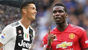 Man United Can Exchange Pogba With Ronaldo