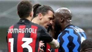 Ibrahimovic, Lukaku Will Meet Again