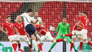 Maguire Saved England