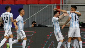 Messi Continues To Elevate Argentina