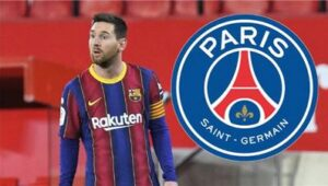 Messi Signed With PSG